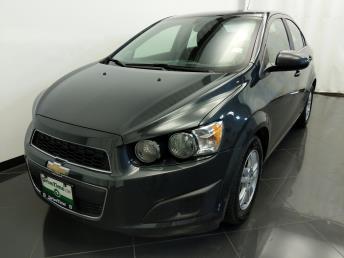 Used 2016 Chevrolet Sonic
