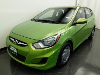 2014 Hyundai Accent GS - 1380039069