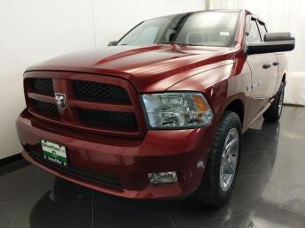 2012 Ram 1500 Quad Cab ST 6.3 ft - 1380039094