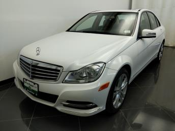 2014 Mercedes-Benz C250 Luxury  - 1380039158