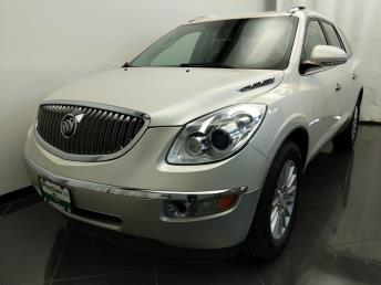 2012 Buick Enclave Leather - 1380039160