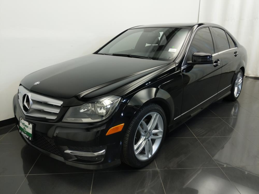 2013 mercedes benz c250 luxury for sale in san antonio for Used mercedes benz in san antonio