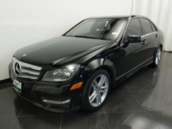 2013 Mercedes-Benz C250 Luxury  - 1380039163