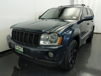 Used 2007 Jeep Grand Cherokee