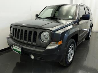 2017 Jeep Patriot Sport - 1380039294