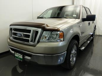 2008 Ford F-150 SuperCrew Cab XLT 5.5 ft - 1380039306