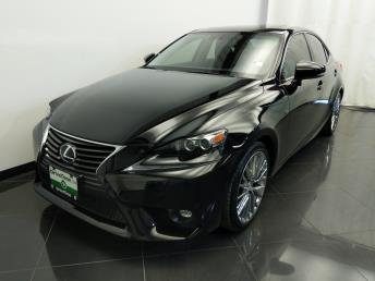 2015 Lexus IS 250  - 1380039341