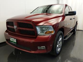 2012 Ram 1500 Quad Cab ST 6.3 ft - 1380039436