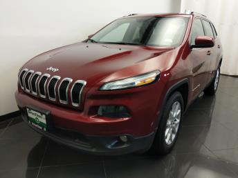 2014 Jeep Cherokee Latitude - 1380039460