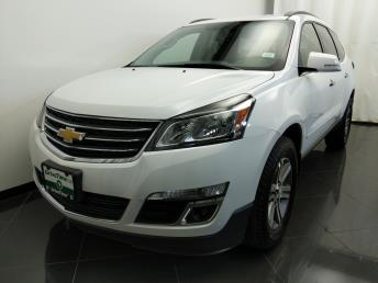 2017 Chevrolet Traverse LT - 1380039551