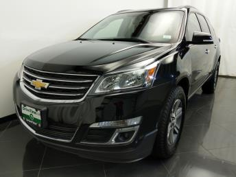 2017 Chevrolet Traverse LT - 1380039553
