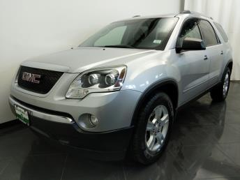 2011 GMC Acadia SLE - 1380039579