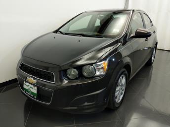 2015 Chevrolet Sonic LT - 1380039600