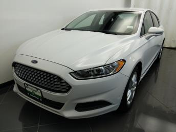 Used 2016 Ford Fusion