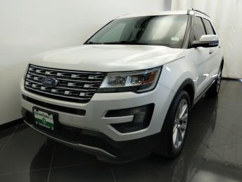 2016 Ford Explorer Limited - 1380039621