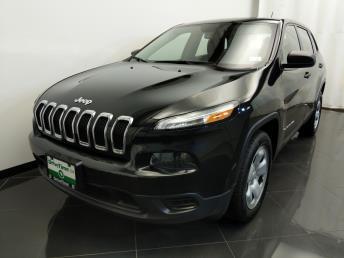 2014 Jeep Cherokee Sport - 1380039657
