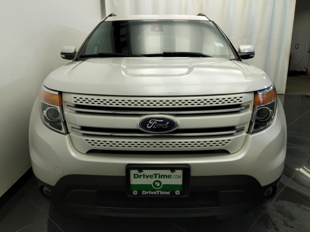 2014 Ford Explorer Limited - 1380039661