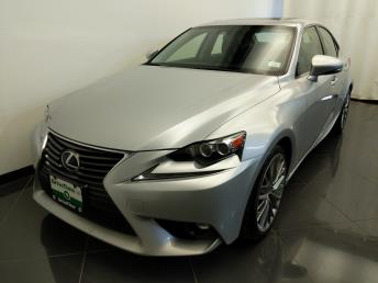 2015 Lexus IS 250  - 1380039716