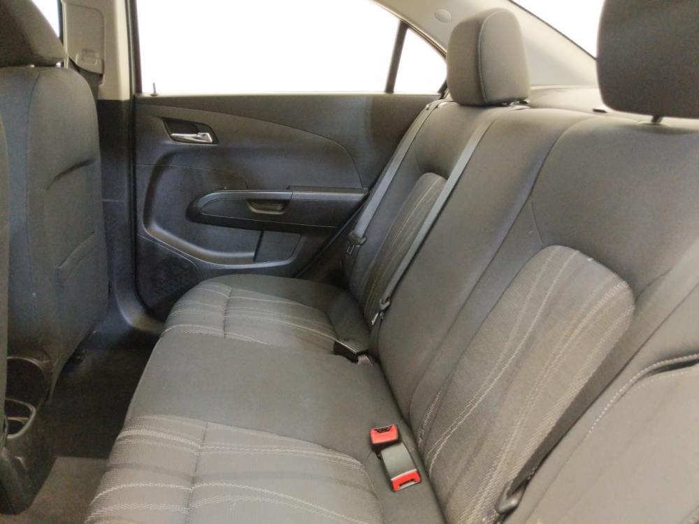 2015 Chevrolet Sonic LT - 1380039717