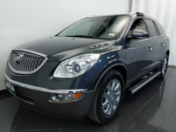 2012 Buick Enclave Leather - 1380039725