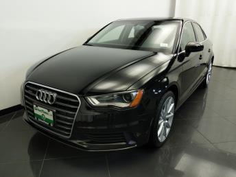 Used 2015 Audi A3