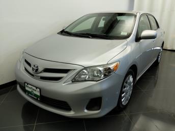 2012 Toyota Corolla LE - 1380039791