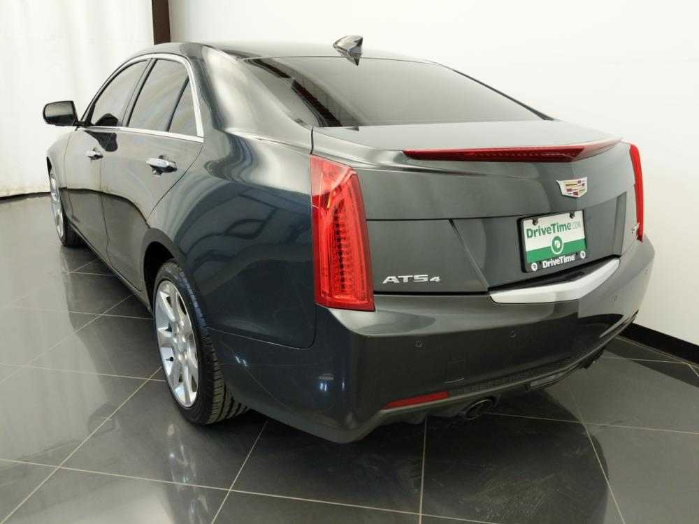 2015 Cadillac ATS 2.0L Turbo Luxury - 1380039815