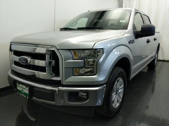 2017 Ford F-150 SuperCrew Cab XLT 5.5 ft - 1380039835