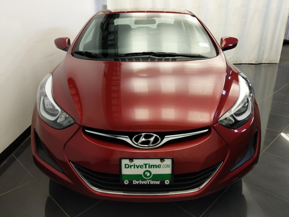 2016 Hyundai Elantra SE - 1380039838