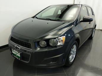2015 Chevrolet Sonic LT - 1380039888