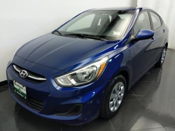 2016 Hyundai Accent SE - 1380039923