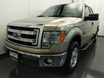 2014 Ford F-150 Super Cab XLT 6.5 ft - 1380039937