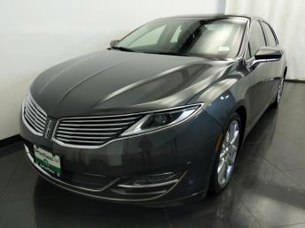 2016 Lincoln MKZ  - 1380039939