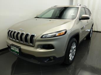 2015 Jeep Cherokee Latitude - 1380039958