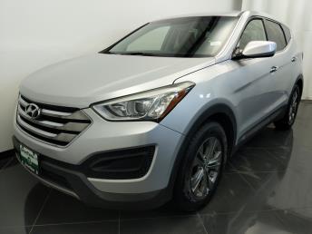 2013 Hyundai Santa Fe Sport  - 1380040004