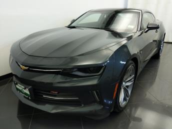 Used 2017 Chevrolet Camaro