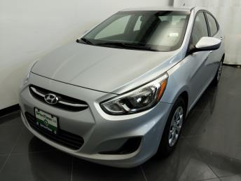 2017 Hyundai Accent SE - 1380040026
