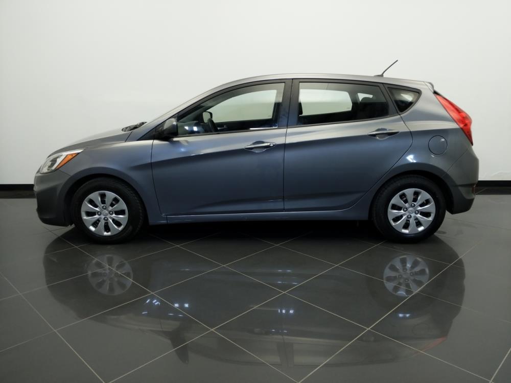 2016 Hyundai Accent SE - 1380040027