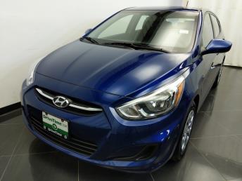 2017 Hyundai Accent SE - 1380040028