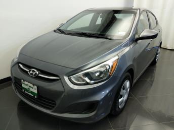 2015 Hyundai Accent GLS - 1380040064