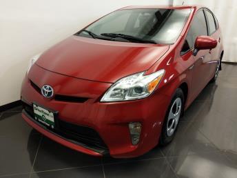 2014 Toyota Prius Two - 1380040077