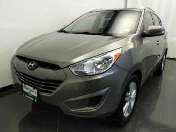2011 Hyundai Tucson GLS - 1380040089