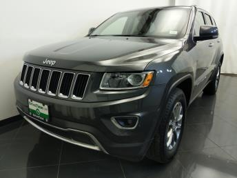 2014 Jeep Grand Cherokee Limited - 1380040099