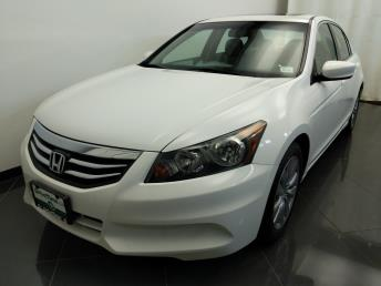 2011 Honda Accord EX-L - 1380040140