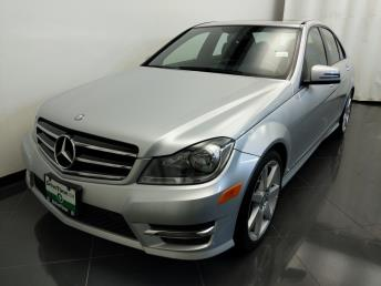 2014 Mercedes-Benz C250 Luxury  - 1380040147