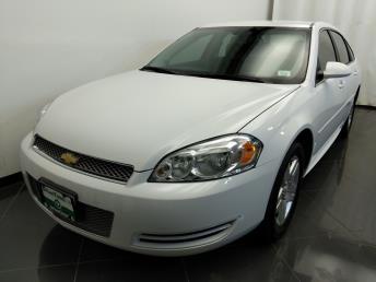 2015 Chevrolet Impala Limited LT - 1380040196
