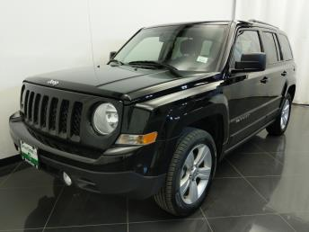 2017 Jeep Patriot Latitude - 1380040237