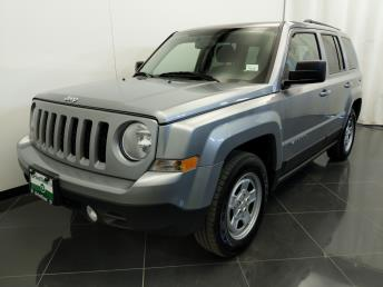 2017 Jeep Patriot Sport - 1380040243