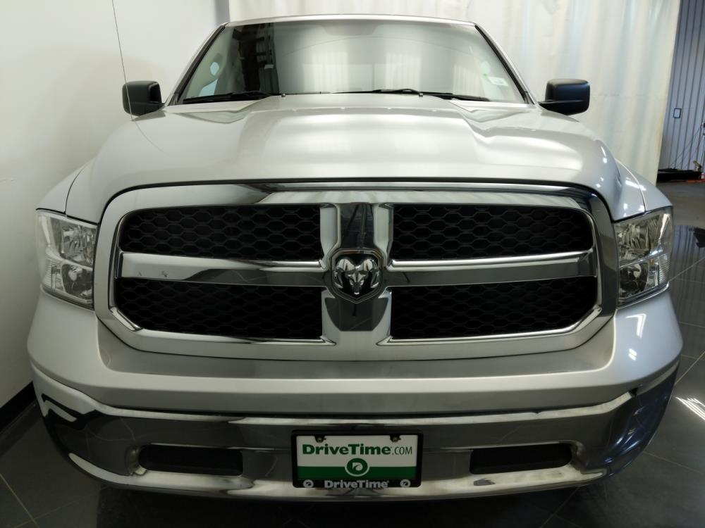 2017 Dodge Ram 1500 Quad Cab SLT 6.3 ft - 1380040245