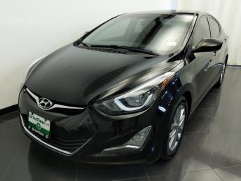 2016 Hyundai Elantra SE - 1380040247